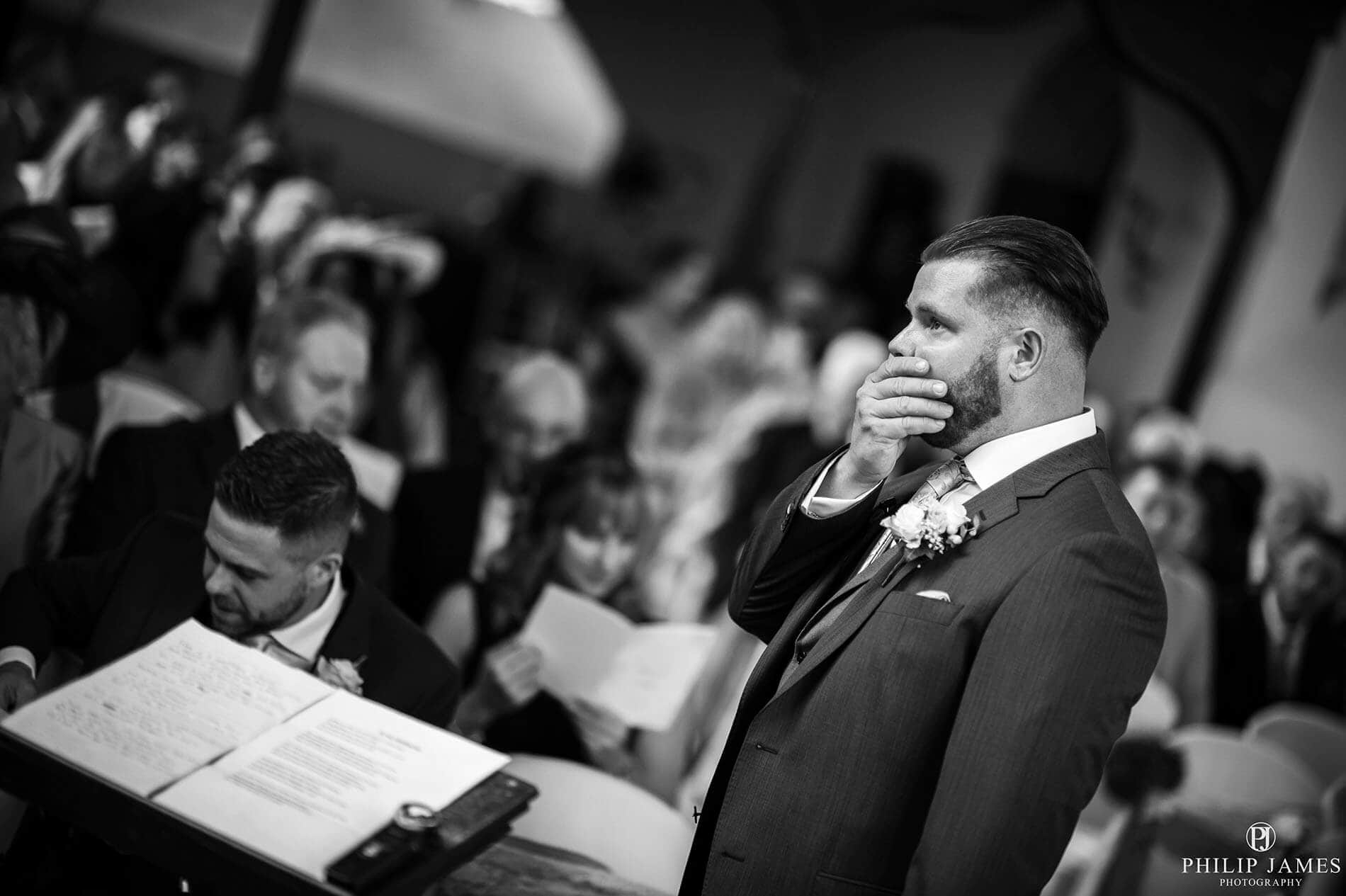 Grafton Manor Wedding Photographer – Debbie & Mark