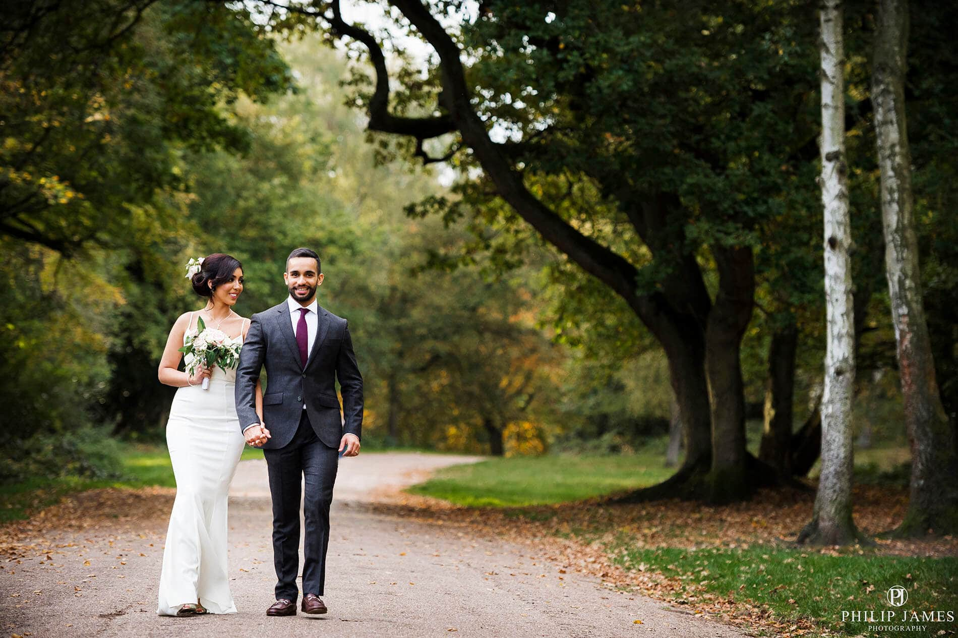 Sutton Park wedding photographer | Philip James Photography