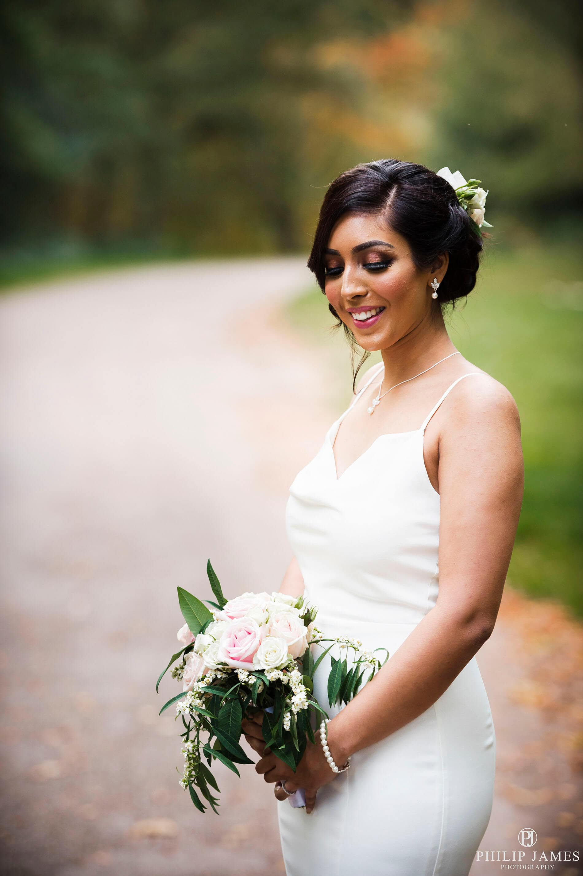 wedding photographer Mere Green | Philip James Photography